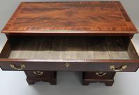Georgian Irish Kneehole Desk (9 of 15)