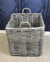 Wicker Log Basket (3 of 3)