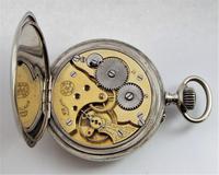 Antique 1920s Moeris Pocket Watch (5 of 5)