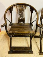 Oriental Folding Armchairs (17 of 19)