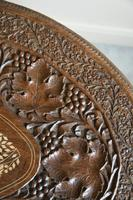 Carved Indian Side Table (2 of 12)