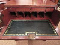 Small George III Period Military Secretaire Chest (4 of 9)