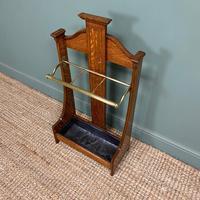 Superb Victorian Oak Antique Stick Stand / Umbrella Stand (2 of 5)