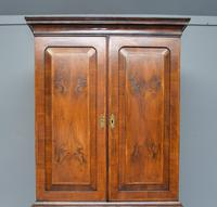 Early 18th Century Walnut Secretaire Writing Cabinet (18 of 31)