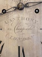 Early 19th Century Mahogany Longcase Clock by Ganthony of London (3 of 5)