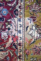 Kashan Rug Early 20th Century (5 of 12)