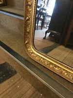 Original Victorian Gilt Mirror (3 of 13)