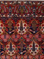 Antique Bakhtiari Rug with Sarv-o-kâdj Design (3 of 14)