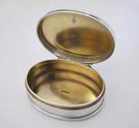 Impressive Victorian silver table snuff box Henry William Dee London 1877 (13 of 13)