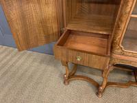 Burr Walnut Side Cabinet (3 of 18)