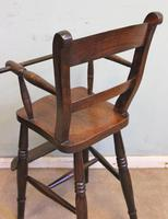 Antique Childs Windsor Highchair (2 of 12)