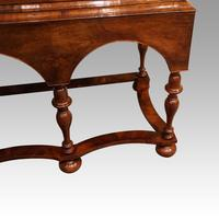 Queen Anne Walnut Drinks Cabinet on Stand (2 of 11)