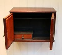 Edwardian Mahogany Wall Cabinet (6 of 7)