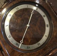 Walnut Framed Mantel Clock (3 of 6)