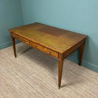 Fine Large Georgian Antique Partners Writing Table (4 of 7)