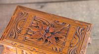 Carved Trinket Box 1930's (4 of 6)