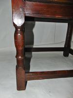 Early Welsh Oak Waincot Chair (5 of 12)