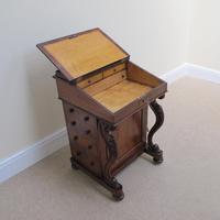 Walnut Davenport Desk (5 of 9)
