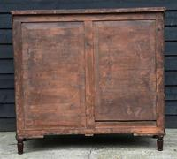Superb Quality Regency Mahogany Bow Fronted Chest of Drawers (15 of 15)