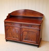 Late 19th Century Mahogany Sideboard (3 of 10)