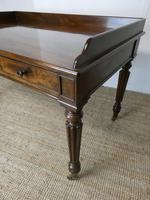English Regency Dressing Table - Attributed to Gillows (7 of 10)