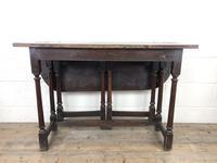 Early 18th Century Oak Gateleg Table (13 of 13)