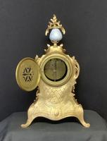 Antique French Mantel Clock (5 of 6)