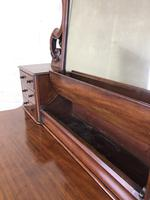 Victorian Mahogany Duchess Dressing Table (21 of 21)