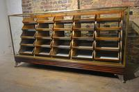 1920s Bronze Counter with Drawers (7 of 9)
