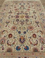 Good Pair of Antique Kashan Carpets (6 of 11)
