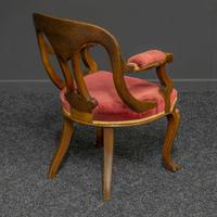Set of Six Victorian Mahogany Chairs (4 of 13)