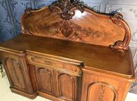 Victorian Mahogany Sideboard (5 of 17)