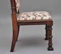 Early 19th Century Rosewood Chair in the Gothic Style (9 of 9)
