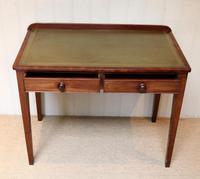 Late 19th Century Mahogany Writing Desk c 1890 (7 of 10)