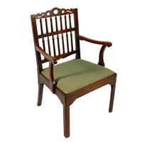 18th Georgian Oak Chair