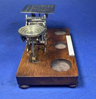Victorian Mordan Letter Scales. (12 of 19)