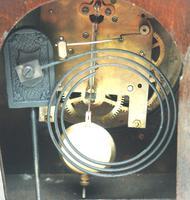 Good Napoleon Hat Shaped Mantel Clock – Striking 8-day Mantle Clock (11 of 11)
