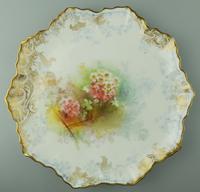 Good Royal Doulton Burslem Hand Painted Dessert Set 19th Century (9 of 12)