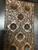 Vintage Hardwood Decorative Sewing Box Cabinet (2 of 10)