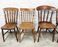 A Harlequin Set of 6 Kitchen Chairs (5 of 7)