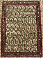 Good Antique Kashan Carpet