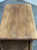 Small Bleached Oak Cupboard (17 of 20)