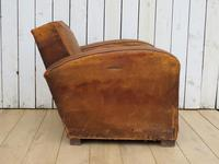 1930s French Leather Club Chair (11 of 13)