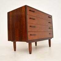 1960's Danish Rosewood Chest of Drawers by Kai Kristiansen (7 of 12)