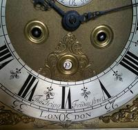 Walnut Longcase - Thos Trigg. Friday St. London (6 of 11)