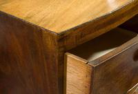 19th Century Bow-fronted Mahogany Chest of Drawers (5 of 6)