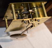 John Carr Deptford Fusee Dial Wall Clock (3 of 4)