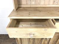 Vintage Pine Country Dresser (9 of 10)