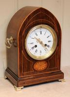 Rosewood Lancet Top Mantel Clock (2 of 15)