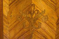 French Kingwood Bedside Cabinets (6 of 8)